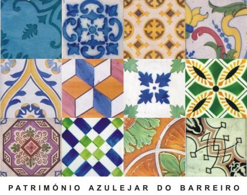 mosaico patrimonio azulejar barreiro