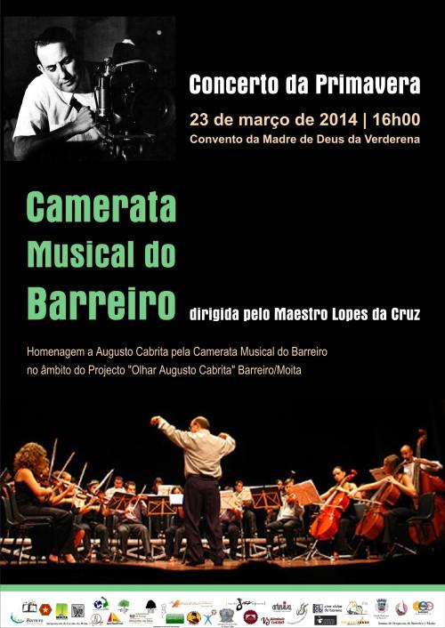 cartaz concerto camerata