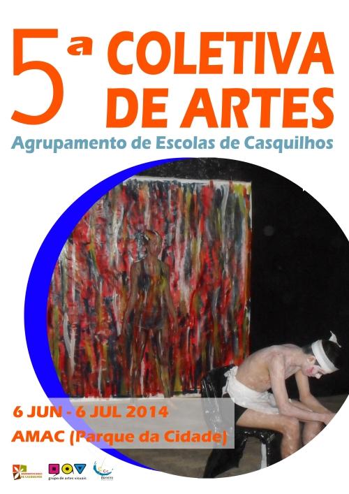 5ª Coletiva de Artes_2014