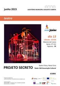 projeto secreto