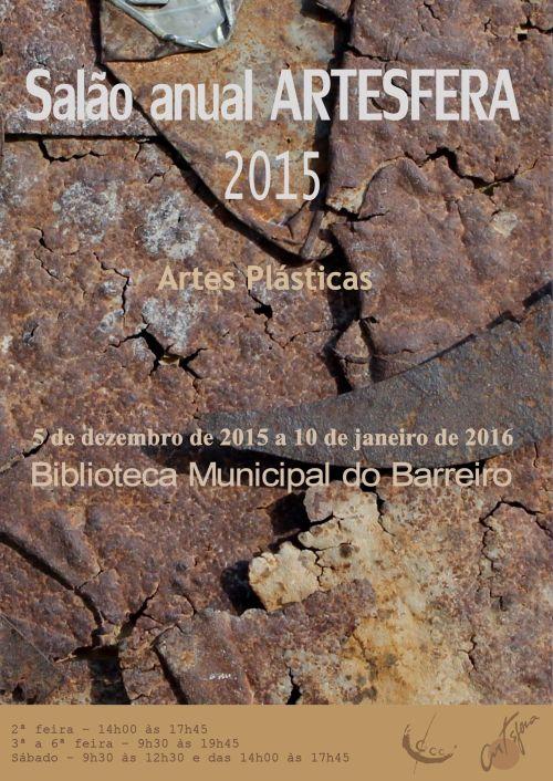 cartaz 2015 artesfera