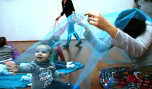 xururuca - dança para bebés